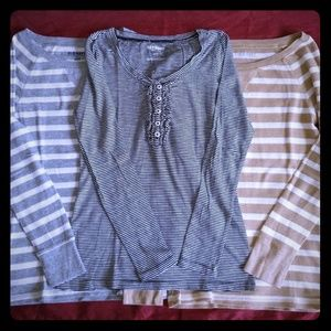 Old Navy Light Sweater/Pullover Bundle